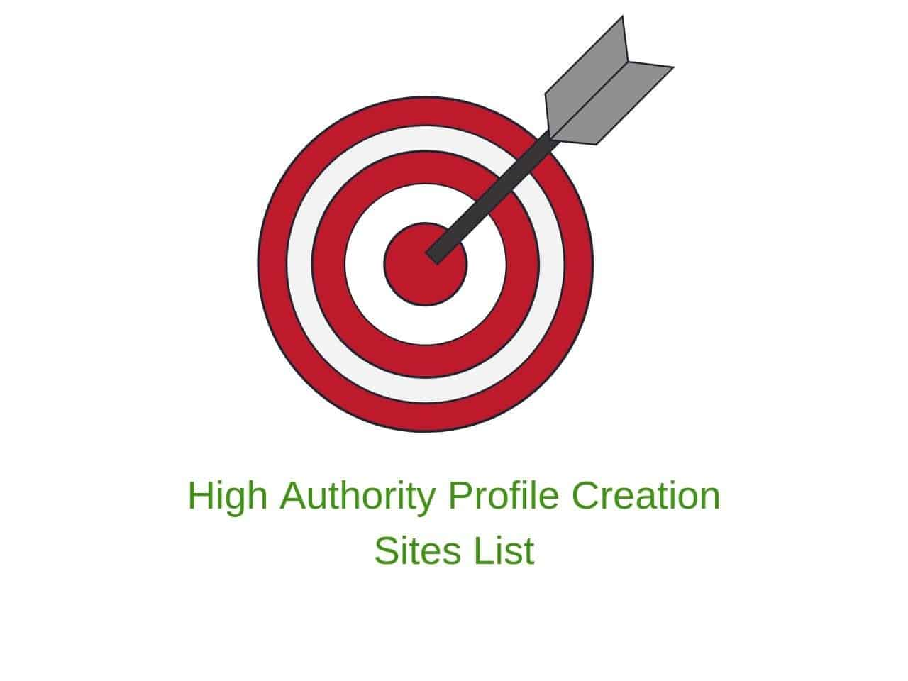 Top 200+ Profile Creation Sites List to Create High Quality Backlinks