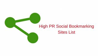 High PR Instant Approval Article Submission Sites List 2019