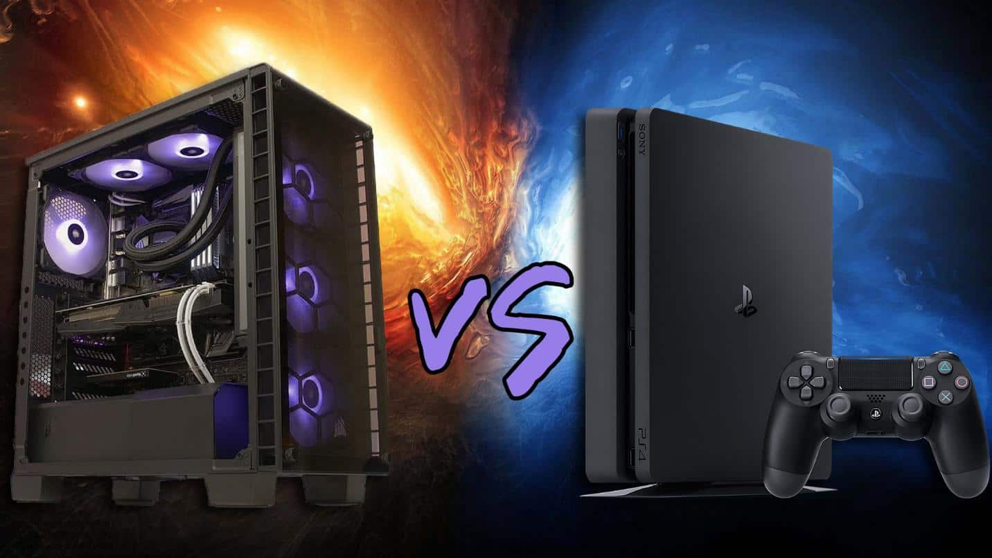 Is PC Gaming Better Than a Console? Mystery solved